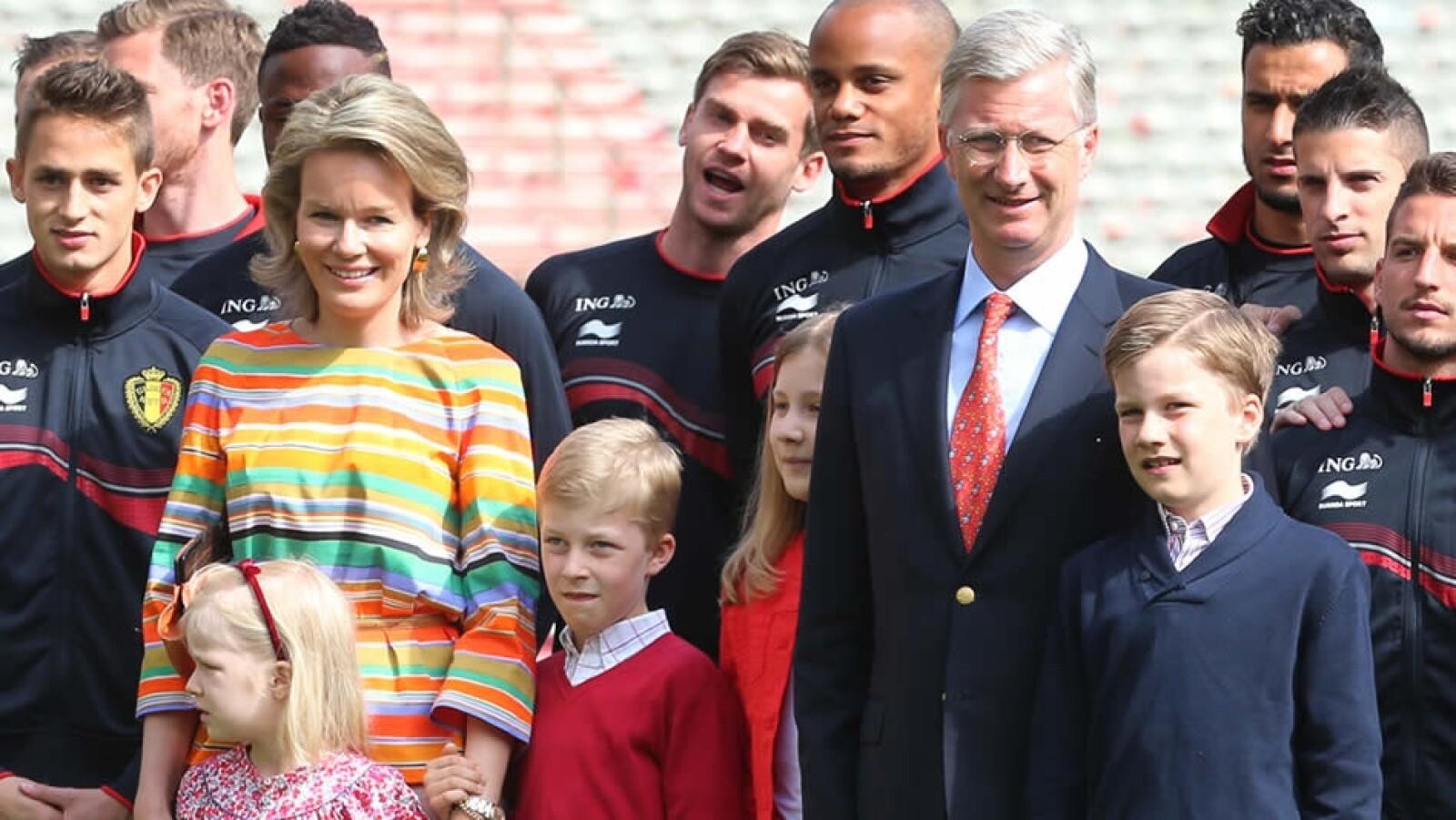 monarquía belga