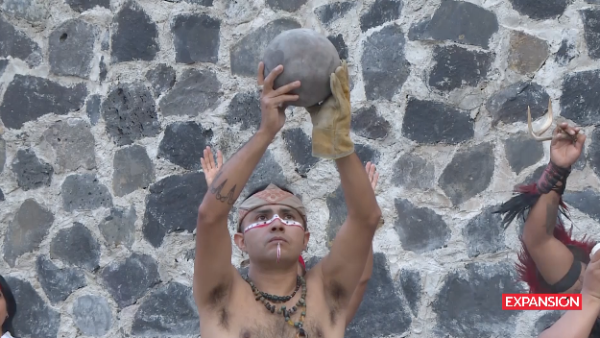 Después de cinco siglos, el juego de pelota regresa a México