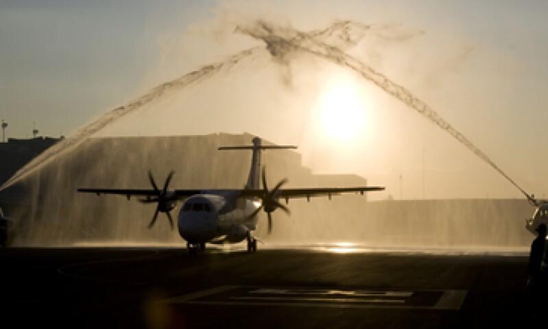La SCT señaló que el aeropuerto de Toluca podría tener un mayor encadenamiento con el AICM. (Foto: Archivo)