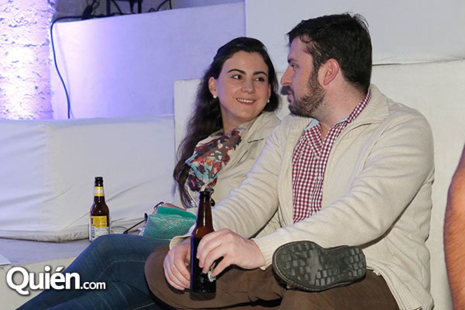 Ana Díaz y Xavier Gómez
