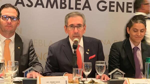 Gonzálo Méndez Dávalo - Canadevi