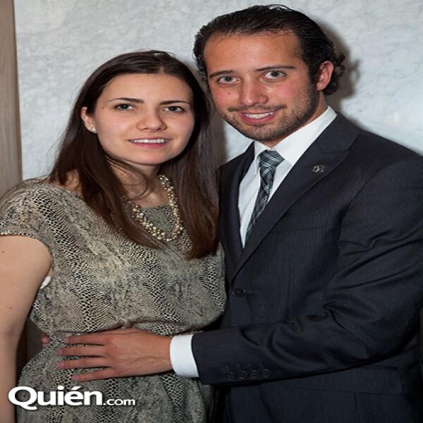 Paulina Otero,Jordi García Berumen