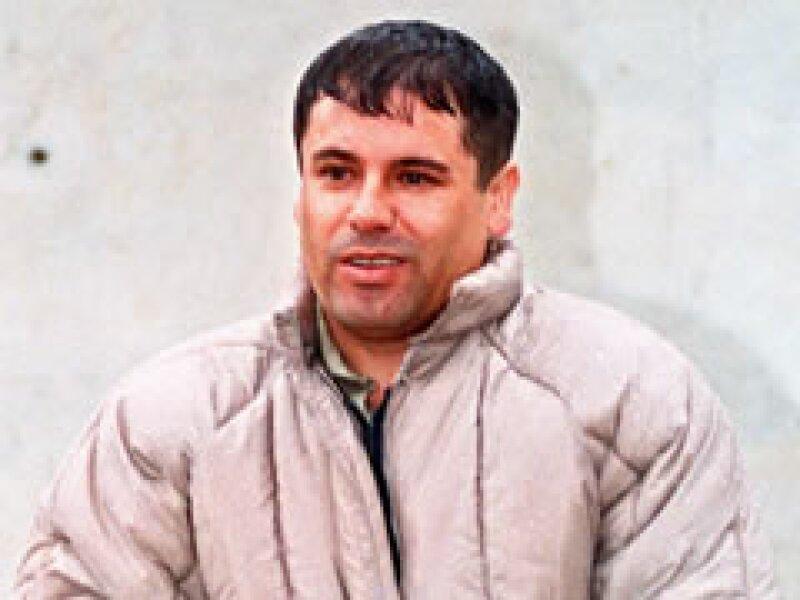 El narcotraficante Joaquín Guzmán Loera aparece en la posición número 701 de la lista de millonarios de Forbes.  (Foto: Archivo AP)