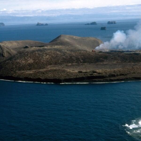Isla de Surtsey Islandia