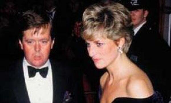 Ken Wharfe, uno de sus guardaespaldas, estuvo al servicio de la princesa durante 13 años.