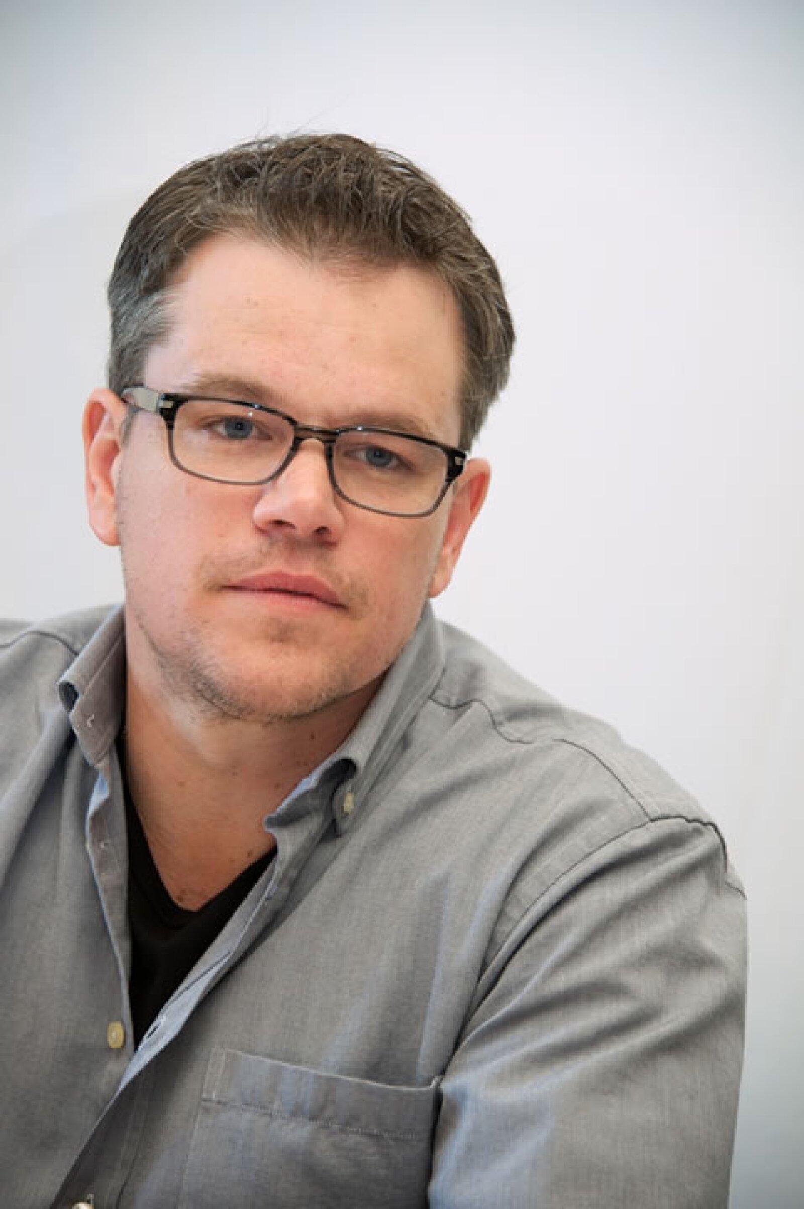 Matt Damon, aunque también pasó por Harvard no pudo concluir sus estudios, debido a que la actuación acaparó toda su atención.