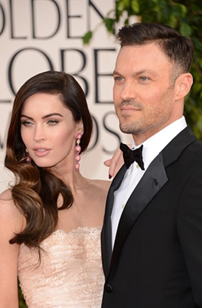Un portal estadounidense dio a conocer que la actriz y su pareja Brian Austin Green recibieron el día de ayer a otro varón, cuyo nombre aún se desconoce.