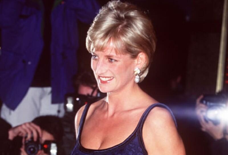 Lady Di falleció en un trágico accidente el 31 de agosto de 1997.
