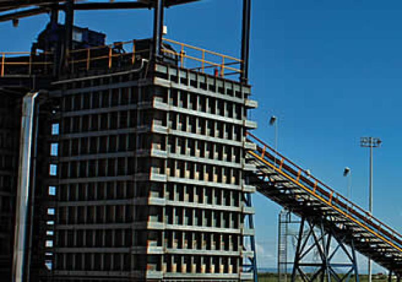 La mina de hierro en Cedros, Sonora, espera reabrir antes de que termine 2009. (Foto: Especial)