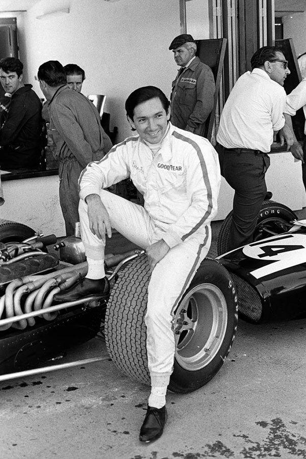 Pedro Rodríguez el piloto mexicano que fue el mejor del mundo