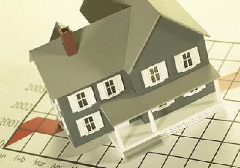 Entre enero y marzo se colocaron 2,677 mdp en hipotecas, 48% más que en el primer trimestre de 2009, según Banorte. (Foto: Jupiter images)