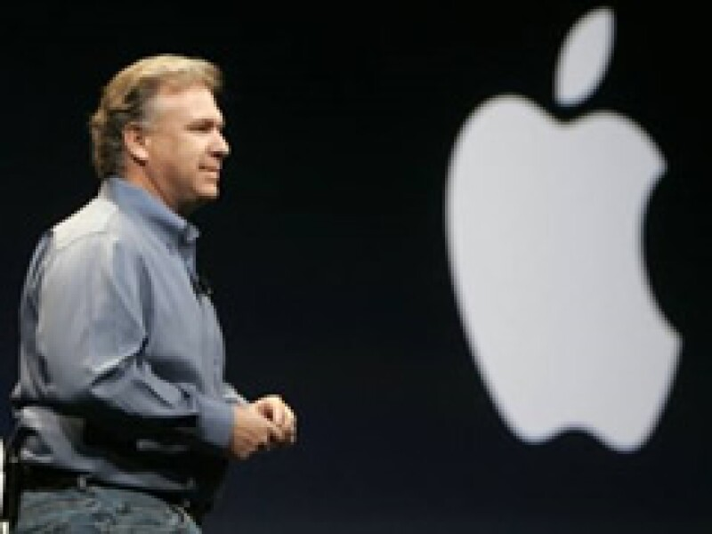 Phil Schiller, vicepresidente senior de mercadeo de Apple, fue el encargado de comandar la Macworld 2009. (Foto: Reuters)
