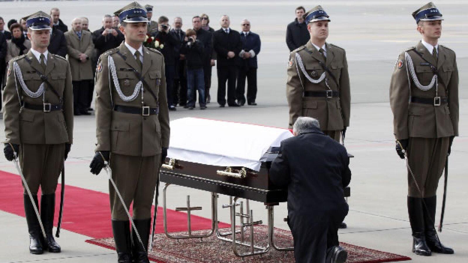 Jaroslaw Kaczynski, el hermano gemelo del presidente de Polonia