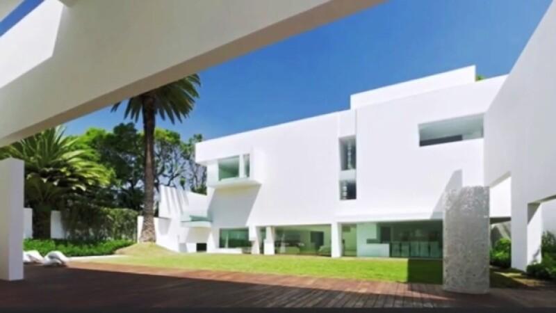 Casa Peña Nieto Lomas