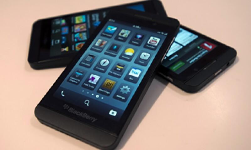 BlackBerry necesitaba un teléfono que pudiera destacarse frente a cualquier otro dispositivo nuevo. (Foto: AP)