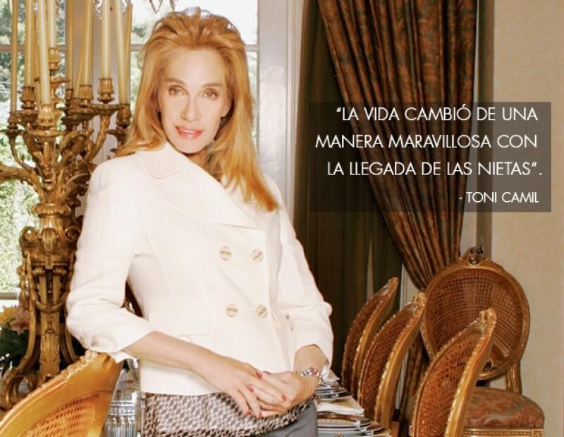 Antonia, Victoria, Elena y Mijal son las pequeñitas que llegaron a iluminar la vida de la famila de empresarios y actores.
