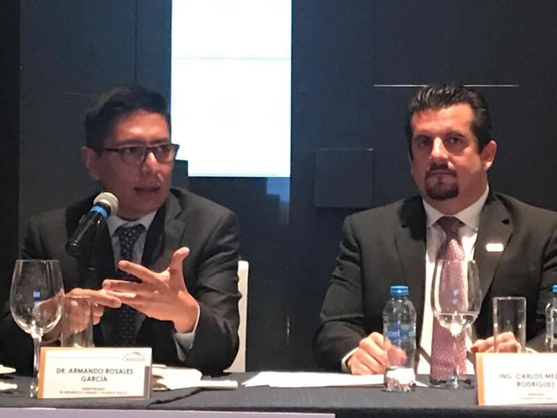 Armando Rosales y Carlos Medina
