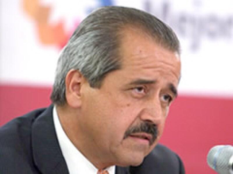 José Ángel Córdova hará un nuevo anuncio sobre el estatus de la gripe porcina. (Foto: Notimex)