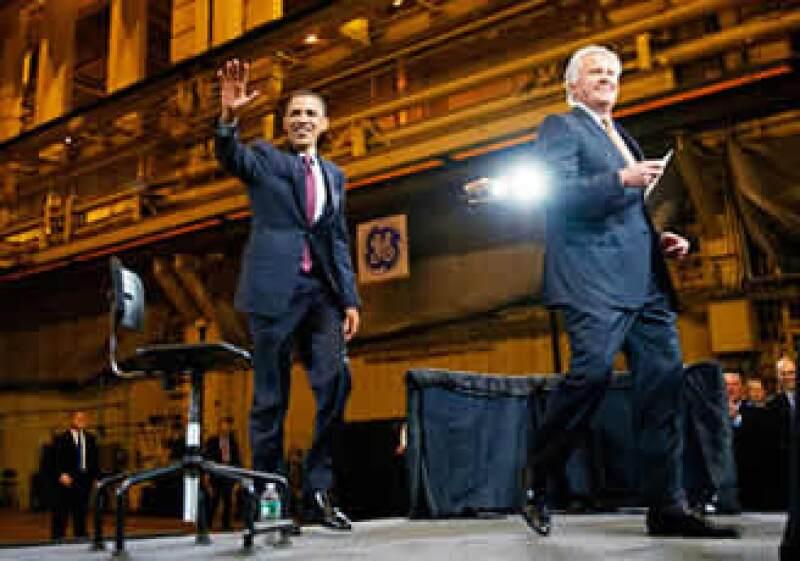 Expertos sostienen que el paso de Immelt por GE es un récord de caídas y errores. Su nombramiento para el equipo de Obama genera dudas. (Foto: Cortesía Fortune)