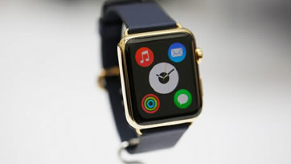 El modelos básico de Apple watch costará 349 dólares. (Foto: Reuters)