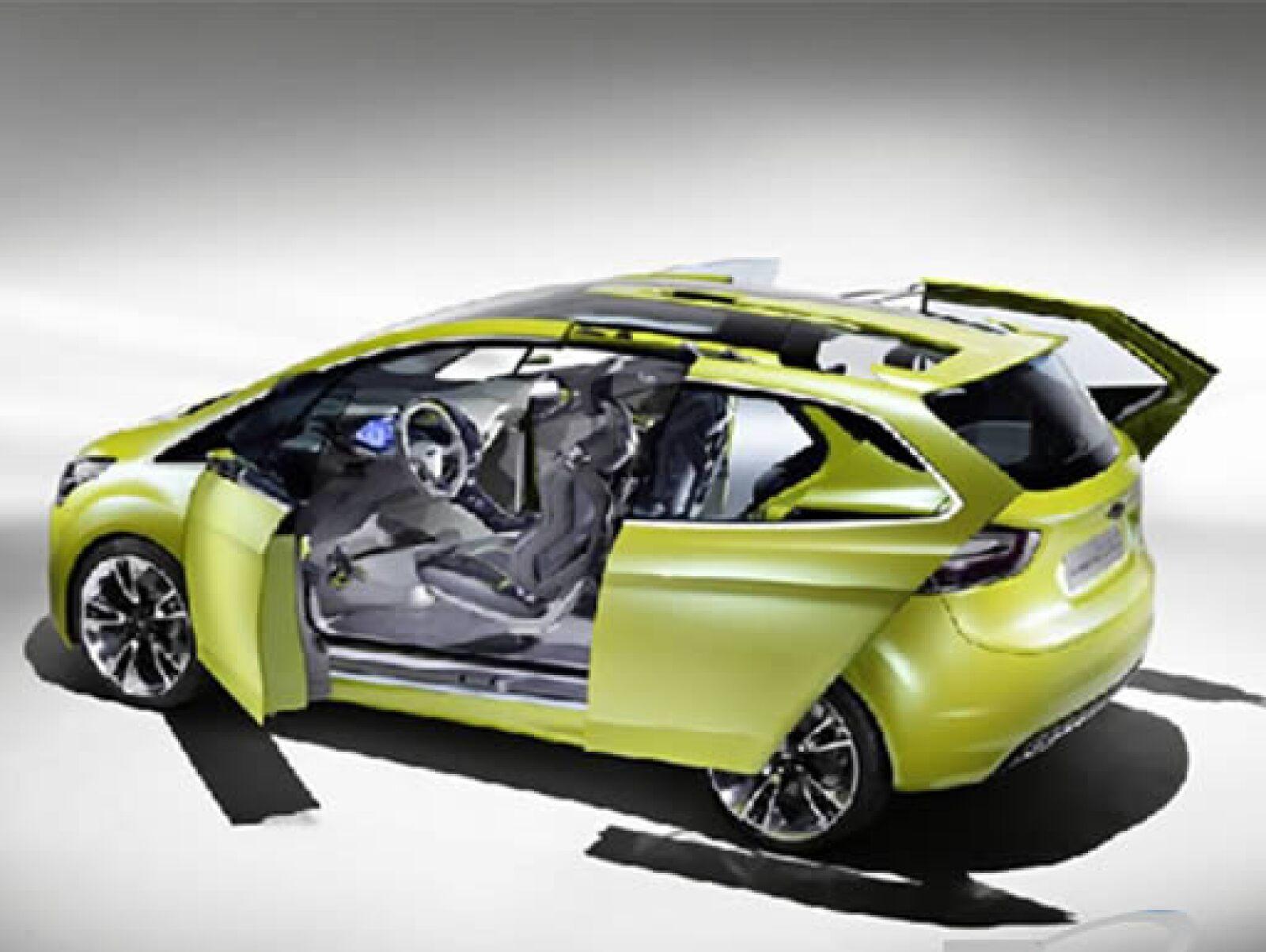 Loisis, develado en el AutoShow de Ginebra, será parte de los automóviles verdes.
