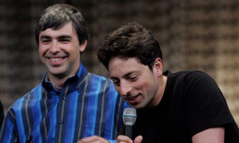 Larry Page y Sergey Brin establecieron un récord por las ganancias logradas en un día (Foto: Getty Images/Archivo)