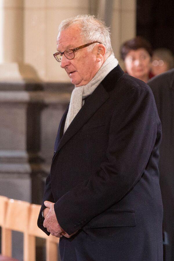 Rey Alberto II de Bélgica