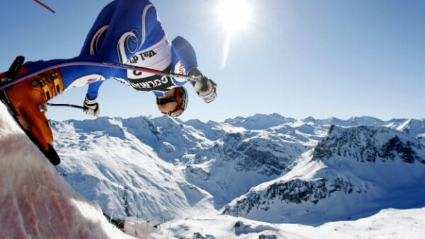 Val d'Isère: La casa escondida de 'locos' del esquí