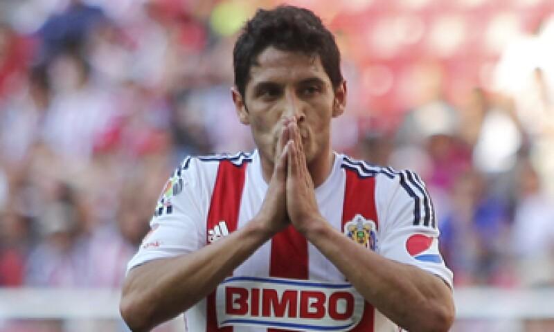 Reyna brilló en el pasado en el máximo rival del Guadalajara, el América. (Foto: Cuartoscuro)