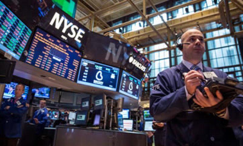 El Nasdaq cae 0.58% en la Bolsa de Nueva York. (Foto: Reuters)