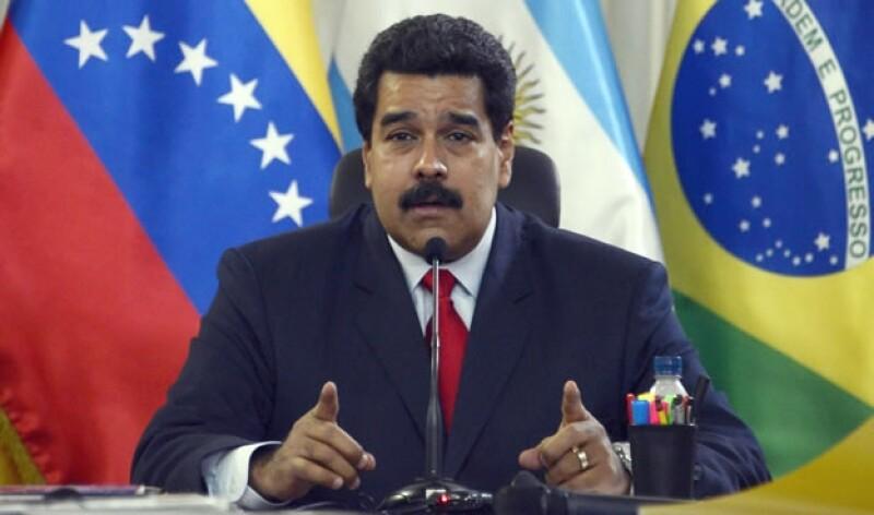 Nicolás Maduro anuncio generales