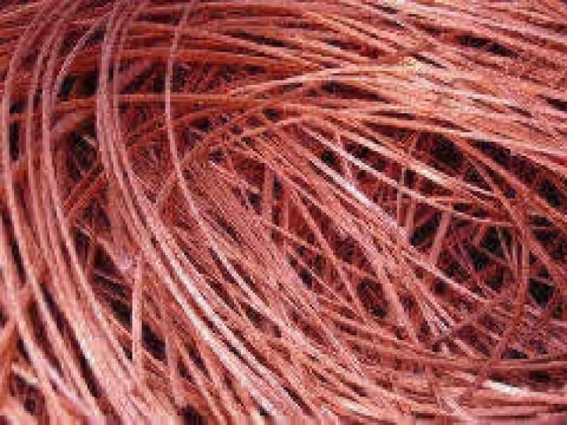 Los precios del cobre cayeron más de 50% en el último trimestre de 2008. (Foto: Dreamstime)