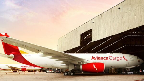 avi�n de Avianca