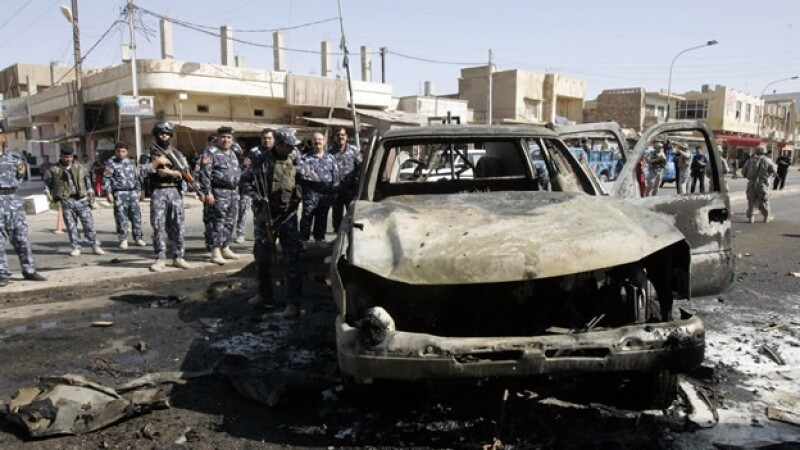iraq atentado