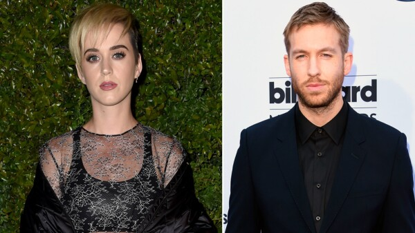 Katy Perry y Calvin Harris