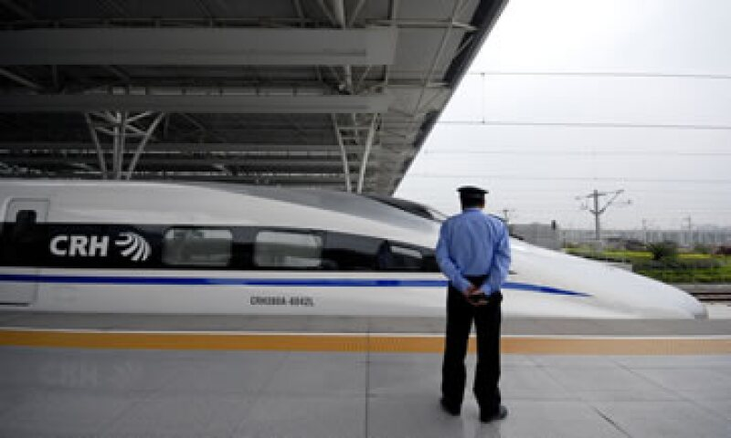 China Railway Construction Corporation presentó los documentos necesarios a  finales de enero. (Foto: AFP )