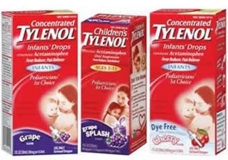 Las autoridades estadounidenses recomendaron descontinuar el uso de Tylenol infantil, Motrin y Benadryl, y sustituirlos por medicamentos genéricos. (Foto: Reuters)