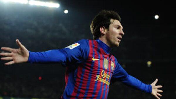 Messi reside en Barcelona desde el 2000 y obtuvo la ciudadanía española el 2005. (Foto: AP)