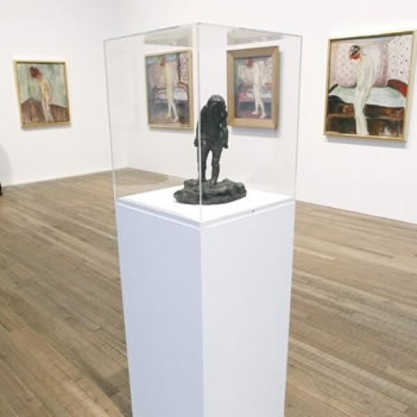 Una exhibición muestra la obra de Edvard Munch