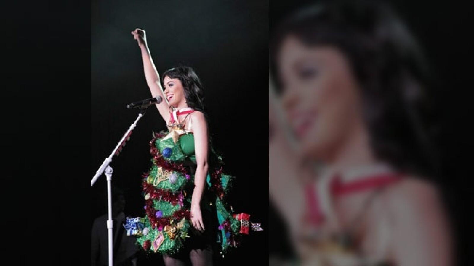 Katy Perry navidad