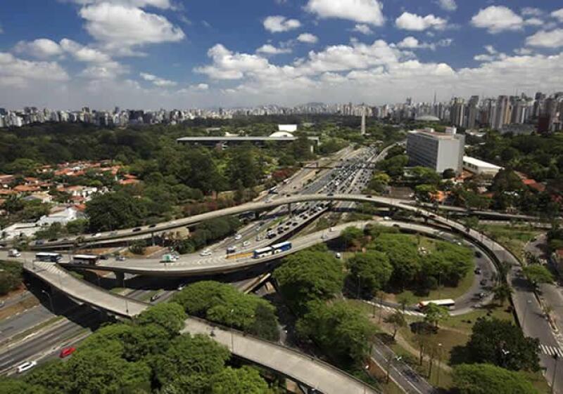 Avenidas Sao Paulo
