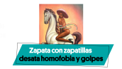 La pintura de Emiliano Zapata genera agresiones | #EnCorto ⚡