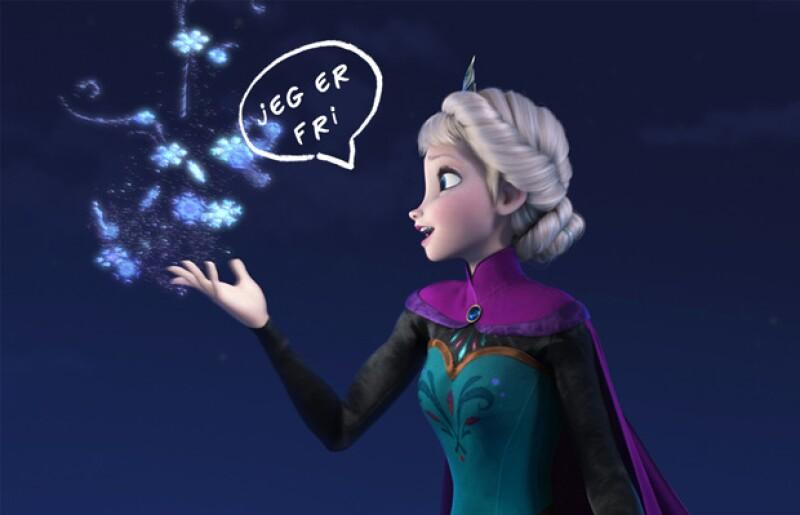 Si siempre te has preguntado porqué  Bella, Ariel y Elsa hablan en inglés cuando viven en Francia, Dinamarca y Noruega, respectivamente, descubre cómo se escucharían hablando sus idiomas originales.