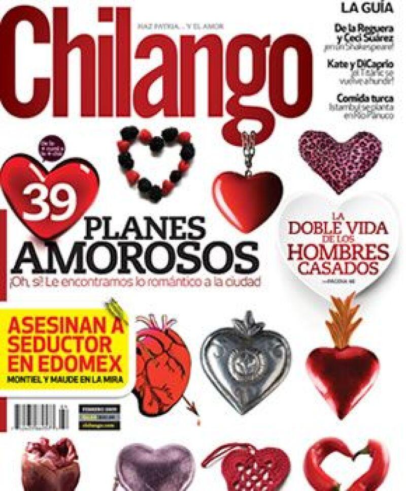 """""""Muerte Súbita"""" de Digeo Enrique Osorno, está en la edición de febrero de Chilango."""