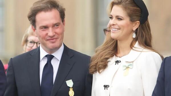 La hija de los reyes de Suecia y su esposo el banquero Chris O´Neilll se convirtieron en padres de una pequeña ayer por la noche. La familia real ya envió sus felicitaciones.
