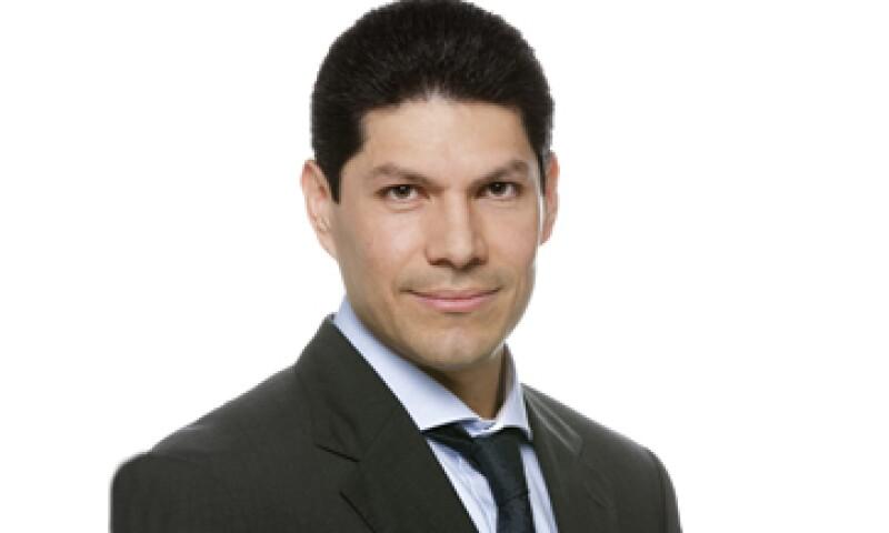 Jesús Rosano, director senior de DHL Express México. (Foto: Duilio Rodríguez)