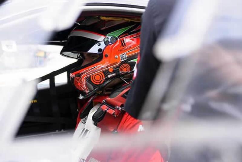 Martín Fuentes es amante de la velocidad.