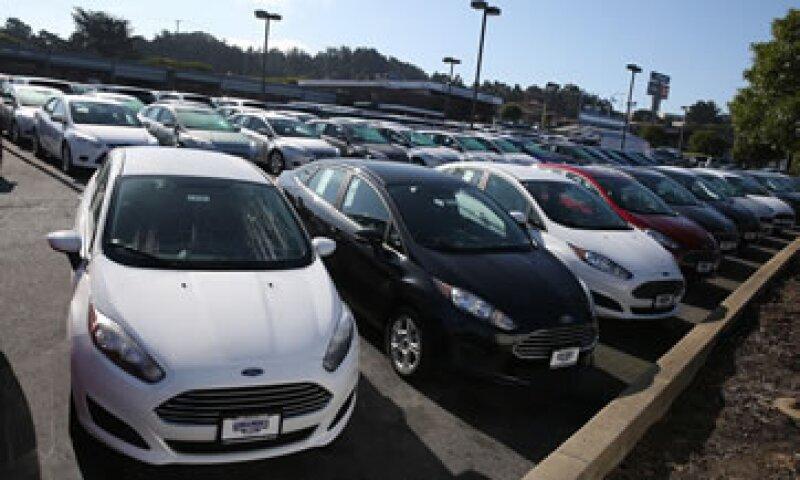 Nissan mantuvo el primer lugar en participación de mercado. (Foto: Getty Images/Archivo )