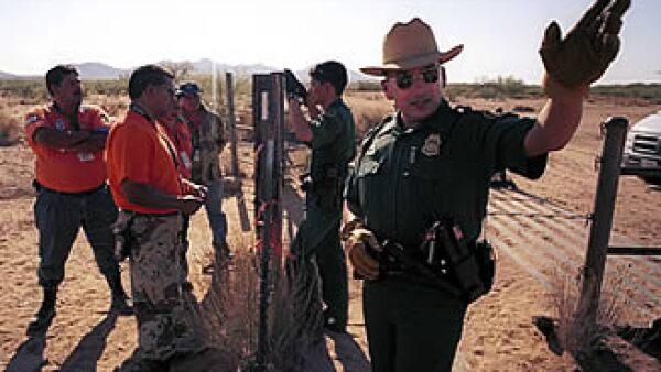 La migración ilegal es uno de los temas que trata el grupo de alto nivel. (Foto: Archivo)