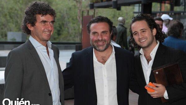 Freddy Helfon,Benjamin Yedid,Alfonso Helfon